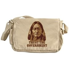 Trust Government Sitting Bull Messenger Bag