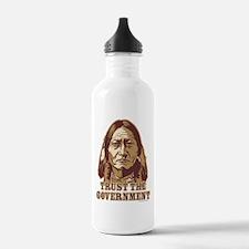 Trust Government Sitting Bull Water Bottle
