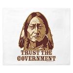 Trust Government Sitting Bull King Duvet