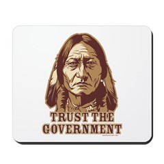 Trust Government Sitting Bull Mousepad