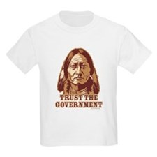 Trust Government Sitting Bull T-Shirt
