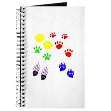 RAINBOW BEAR PAW VARIETY Journal