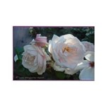 Perfect Roses Rectangle Magnet (10 pack)
