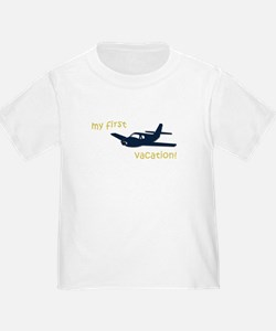 My First Vacation (plane) T