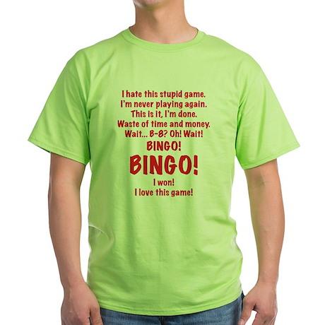 Stupid Bingo T-Shirt