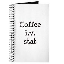 Coffee IV Stat Journal
