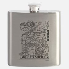 Griffin Society Flask