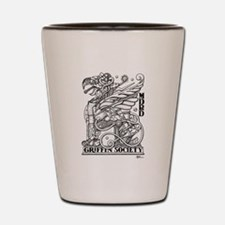 Griffin Society Shot Glass