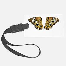 Buckeye Butterfly Luggage Tag