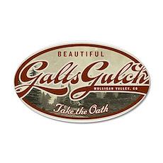 Galts Gulch Wall Decal
