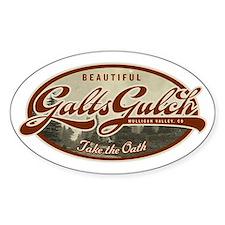 Galts Gulch Stickers