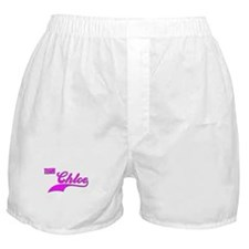 Team Chloe Boxer Shorts