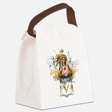 Immaculate Heart of Mary Canvas Lunch Bag