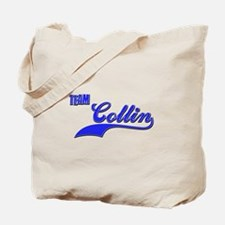 Team Collin Tote Bag