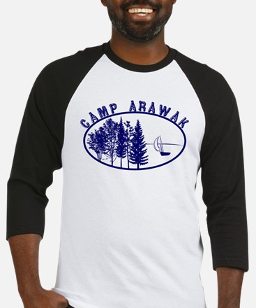 Camp Arawak Baseball Jersey