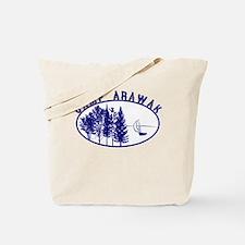 Camp Arawak Tote Bag