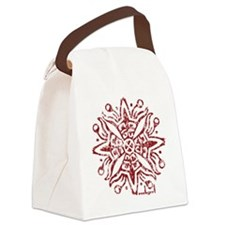 redsolosymbol.png Canvas Lunch Bag