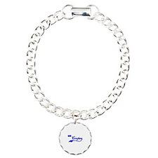Team Cooper Charm Bracelet, One Charm