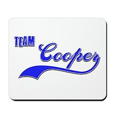 Team Cooper Mousepad