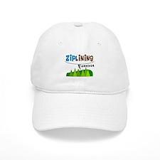 ziplines survivor 4.PNG Baseball Cap