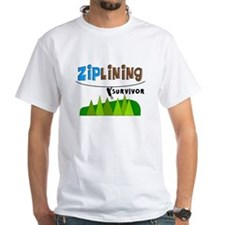 ziplines survivor 4.PNG Shirt