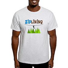 ziplines 4.PNG T-Shirt