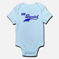 Team Daniel Infant Bodysuit