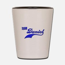 Team Daniel Shot Glass
