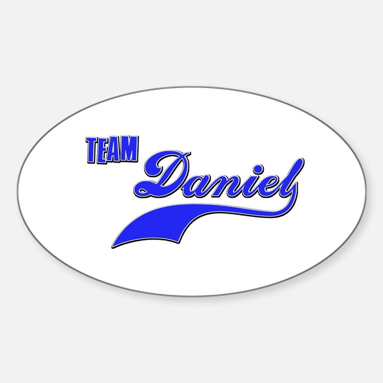 Team Daniel Decal