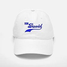 Team David Baseball Baseball Cap
