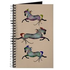Cute Horseback Journal
