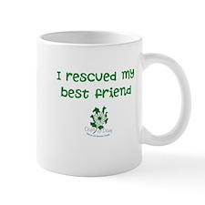I rescued my best friend Mug
