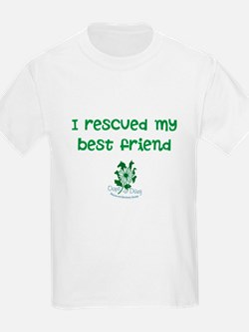 I rescued my best friend T-Shirt