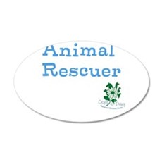 Animal Rescuer Wall Decal