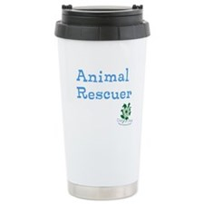 Animal Rescuer Travel Mug