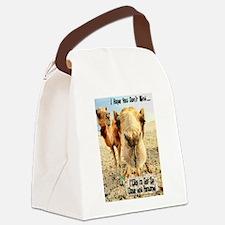 i hope you dont mind.png Canvas Lunch Bag