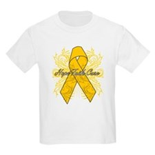 Neuroblastoma Flourish T-Shirt