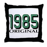 1985 original Throw Pillows