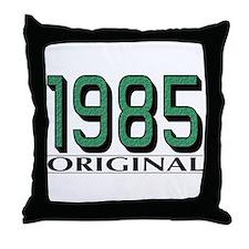 1985 Original Throw Pillow