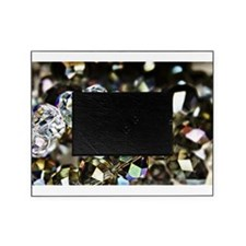 Sparkling Beads Picture Frame