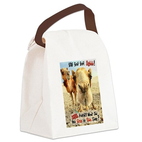 where have you been.png Canvas Lunch Bag