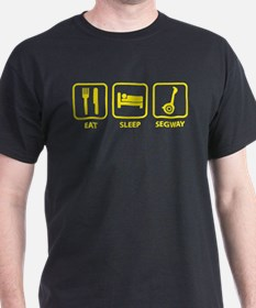 Eat Sleep Segway T-Shirt