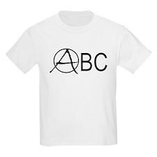 Anarchy Alphabet Kids T-Shirt