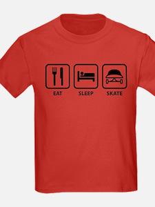 Eat Sleep Skate T