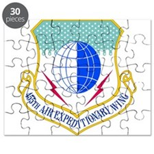 USAF 455th Air Expeditionary Wing Puzzle