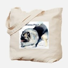 """Wanna Play?"" Tote Bag"