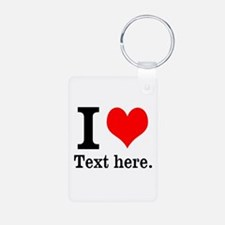 What do you love? Keychains