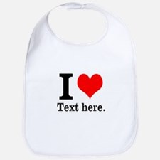 What do you love? Bib
