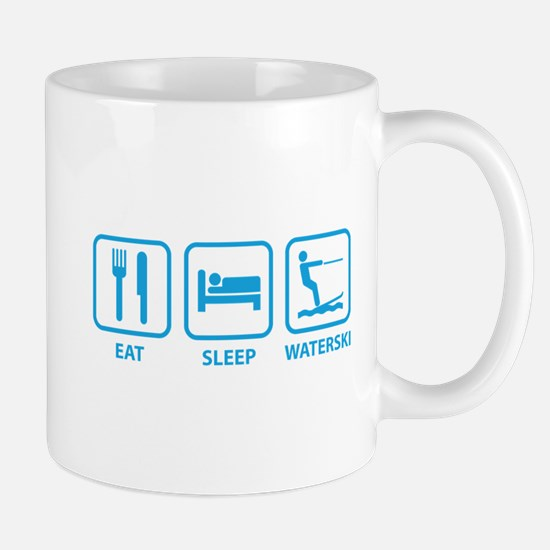 Eat Sleep Waterski Mug