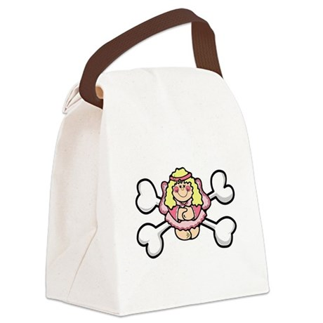 angel baby.png Canvas Lunch Bag